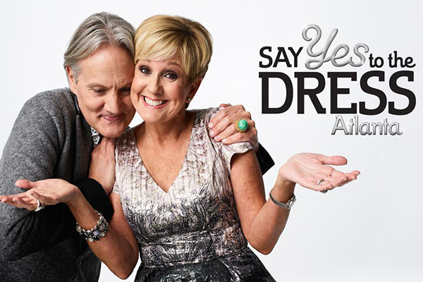 Say Yes to the Dress Atlanta poster