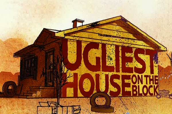 Ugliest House on the Block poster