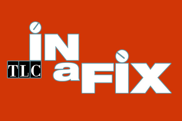 In a Fix poster