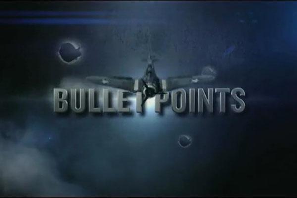 Bullet Points poster