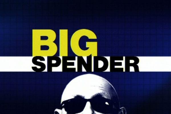 Big Spender poster