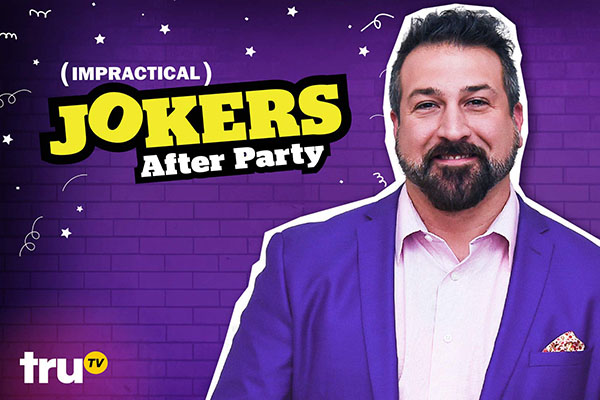 The thumbnail for Impractical Jokers After Party